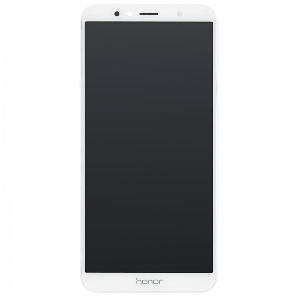 Huawei Honor 7A LCD Display+Touch+Frame+Battery White 02351WER