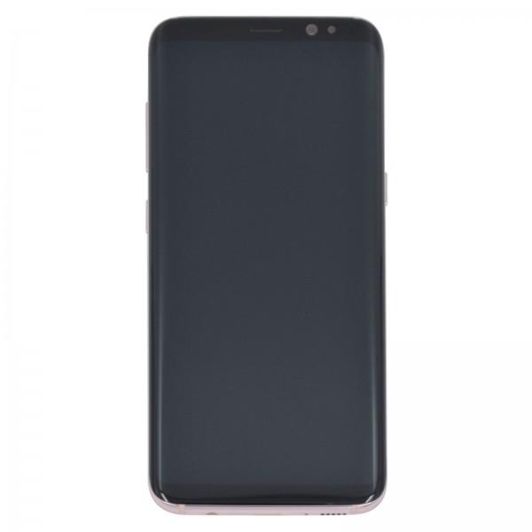 Samsung Galaxy S8 (G950F) Original Displayeinheit Serviceware Rose Pink GH97-20457E
