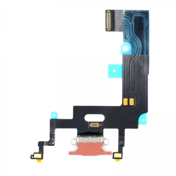 iPhone XR Lightning Ladebuchse Chargeflex Dockconnector pink ori neu