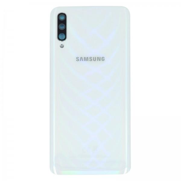 Samsung Galaxy A70 (A705F) Original Akkudeckel Serviceware White GH82-19467B