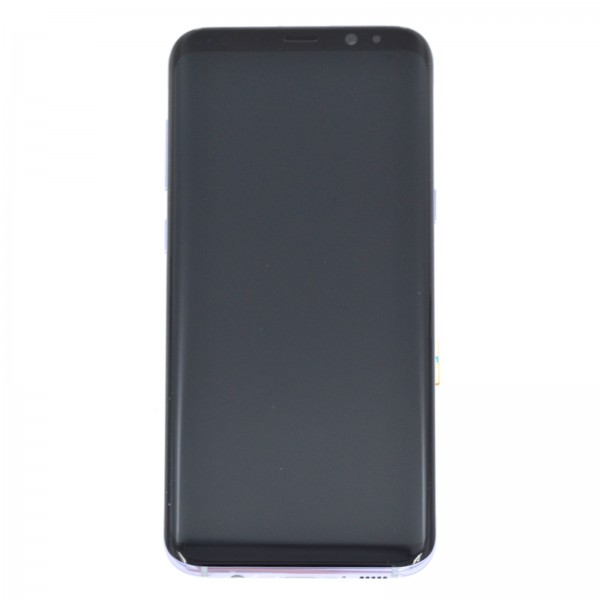 Samsung Galaxy S8 Plus (G955F) Original Displayeinheit Serviceware Orchid Grey GH97-20470C