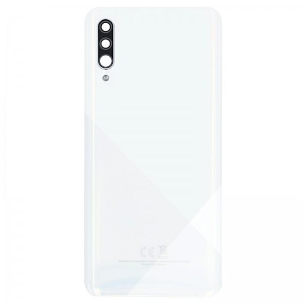 Samsung Galaxy A30s (A307F) Original Akkudeckel Serviceware Prism Crush White