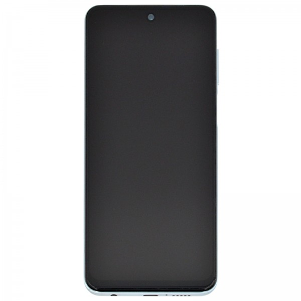 Redmi Note 9S ori Display mit Rahmen grau
