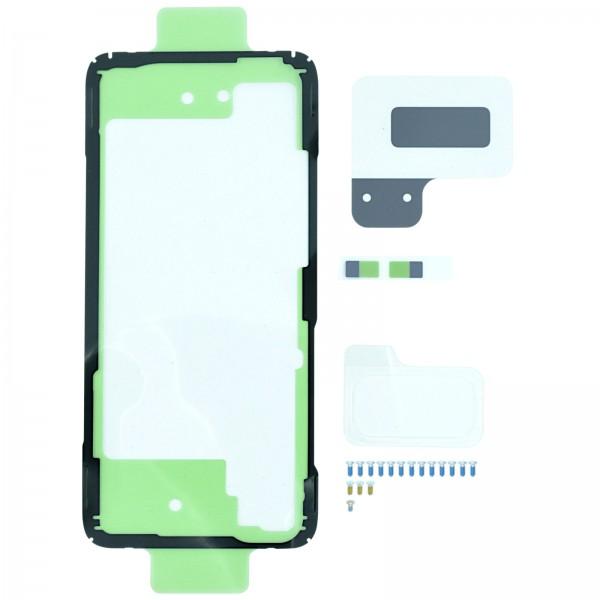 Samsung Galaxy S20 (G980F)/S20 5G (G981F) Original Backcover Klebefolie-Set GH82-22124A