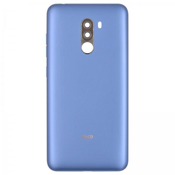 Xiaomi Poco F1 Backcover blau