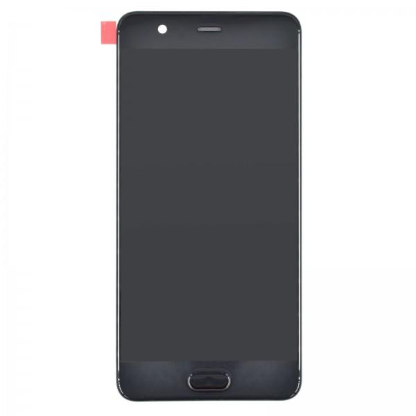 Huawei P10 Plus Original Displayeinheit Serviceware Schwarz 02351EEA
