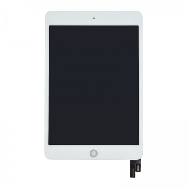 iPad mini 4 7.9 (2015) Display Touchscreen Digitizer weiß A1538 A1550 (ori Flex ori Backlight ori LC