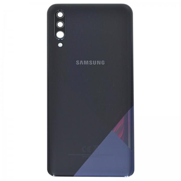 Samsung Galaxy A30s (A307F) Original Akkudeckel Serviceware Prism Crush Black