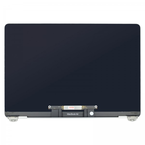"""LCD für MacBook Air 13"""" (A1932 2018 EMC 3184) mit Gehäuse silber"""