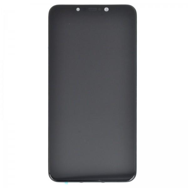 Xiaomi Poco F1 ori Display mit Rahmen schwarz