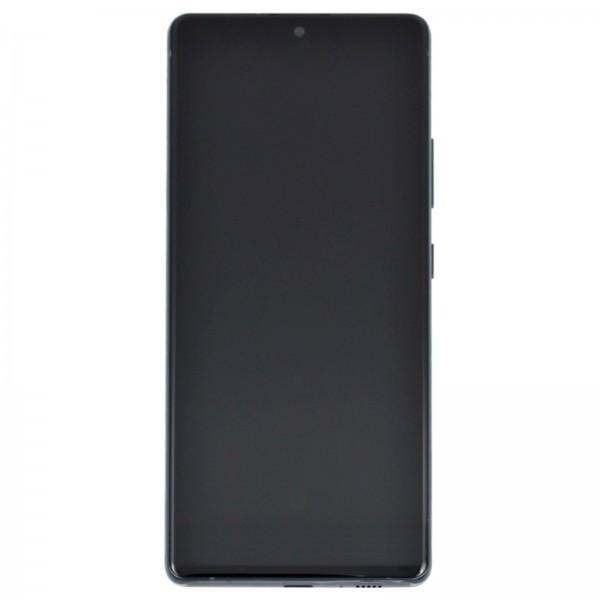 Samsung Galaxy S10 Lite Original Displayeinheit Serviceware Prism Black GH82-21672A
