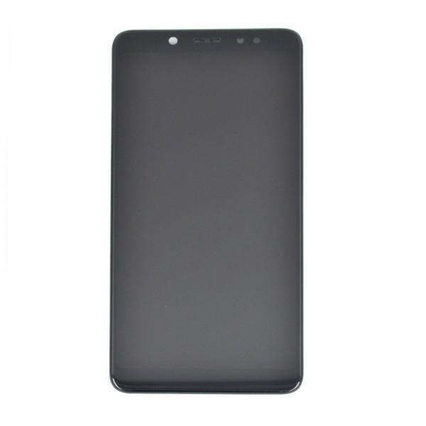 Redmi Note 5 ori Display mit Rahmen schwarz