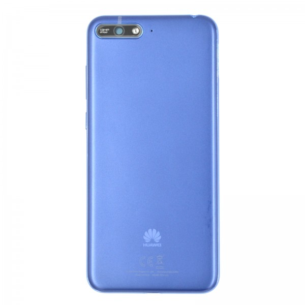 Huawei Y6 2018 Akkudeckel Serviceware Blau 97070TXX