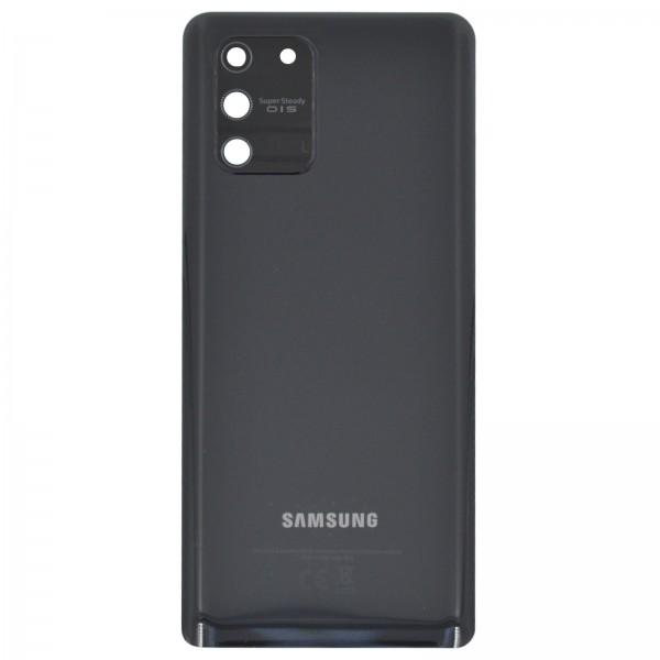 Samsung Galaxy S10 Lite Original Akkudeckel Serviceware Prism Black