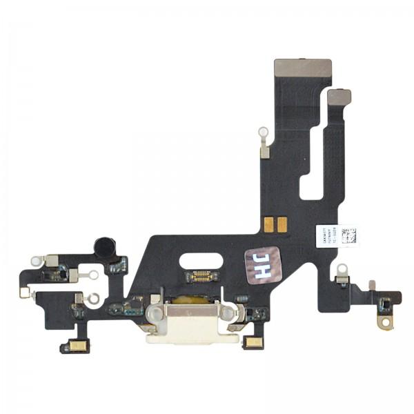 iPhone 11 Lightning Ladebuchse Chargeflex Dockconnector weiß