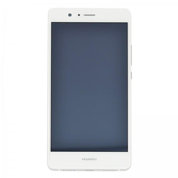 Huawei P9 Lite Original Displayeinheit Serviceware Weiss 02350SLF 02350TQV
