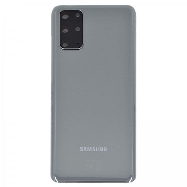Samsung Galaxy S20+ (G985F)/5G (G986B) Original Akkudeckel Serviceware Cosmic Gray GH82-22032E