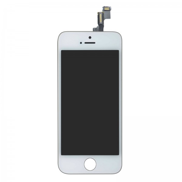 iPhone 5S/SE original refurbished LCD Displayeinheit weiß