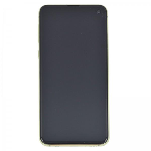 Samsung Galaxy S10e (G970F) Original Displayeinheit Serviceware Canary Yellow GH82-18852G