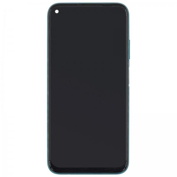 Huawei P40 Lite Original Displayeinheit Serviceware Crush Green 02353KGA
