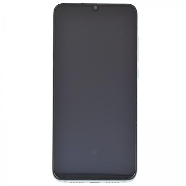 Xiaomi Mi 9 Lite ori Display mit Rahmen weiß