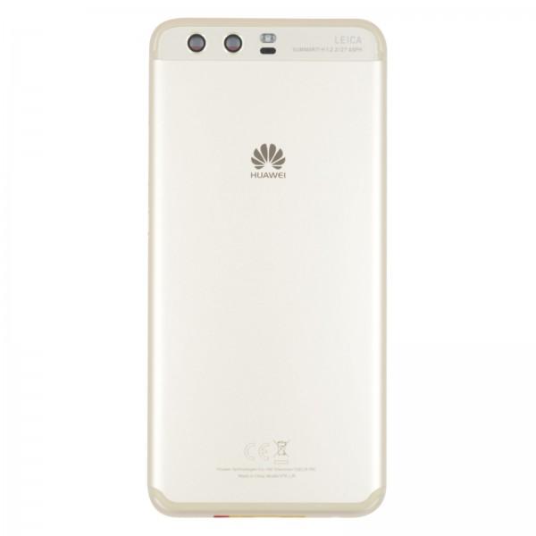 Huawei P10 Original Akkudeckel Serviceware Gold 02351EYT