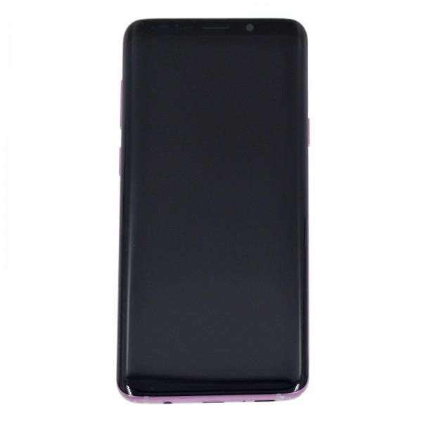 Samsung Galaxy S9 Plus (G965F) Original Displayeinheit Serviceware Lilac Purple GH97-21691B
