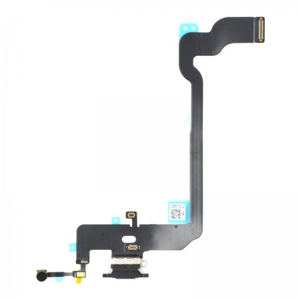 iPhone XS Lightning Ladebuchse Chargeflex Dockconnector schwarz ori neu