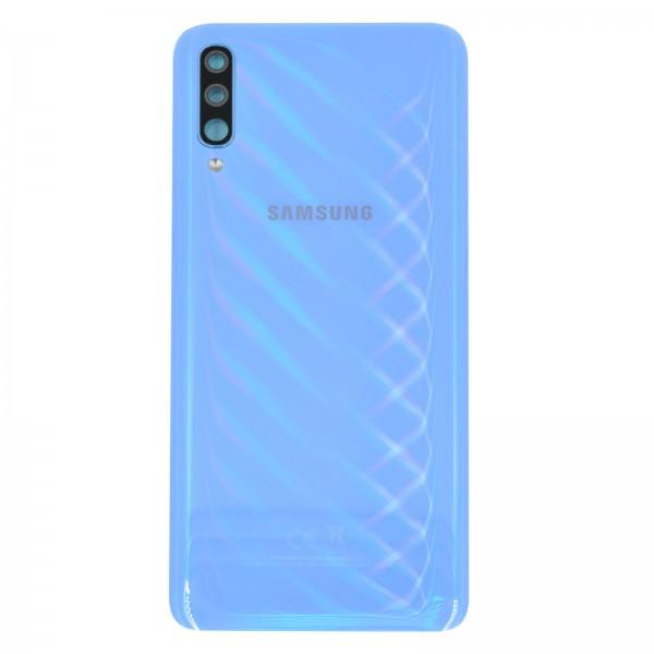 Samsung Galaxy A70 (A705F) Original Akkudeckel Serviceware Blue GH82-19467C