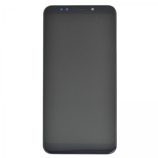 Redmi 5 Plus ori Display mit Rahmen schwarz