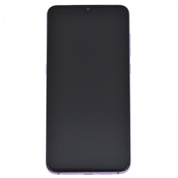 Xiaomi Mi 9 ori Display mit Rahmen lila