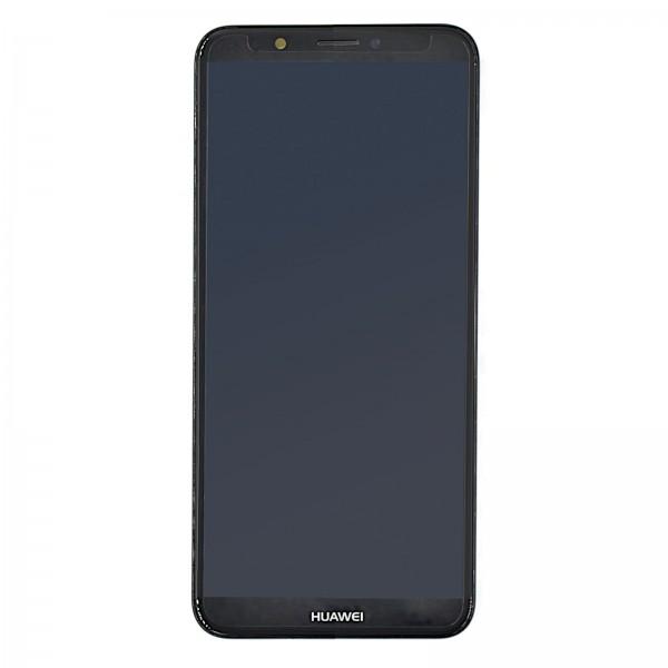 Huawei Y7 2018 Original Displayeinheit Serviceware Schwarz 02351USA