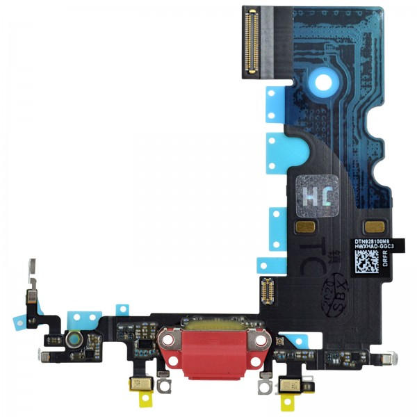 iPhone SE 2020 Lightning Ladebuchse Chargeflex Dockconnector rot ori neu