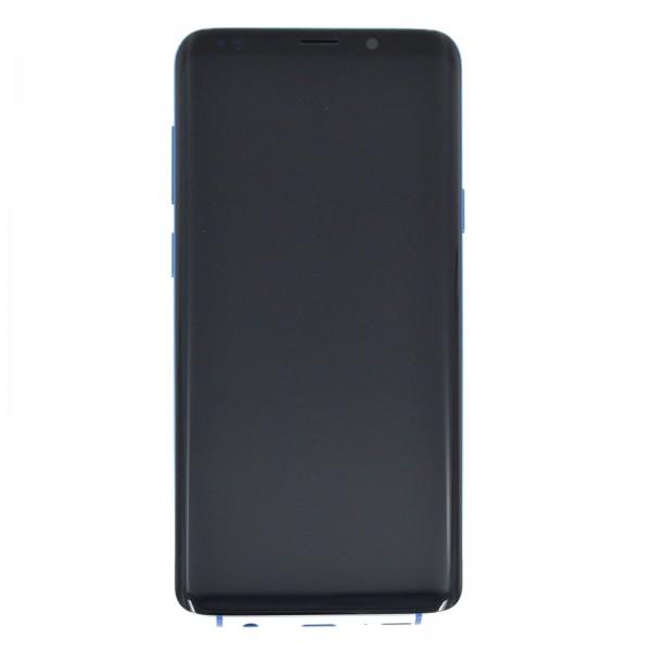 Samsung Galaxy S9 Plus (G965F) Original Displayeinheit Serviceware Polaris Blue GH97-21691G