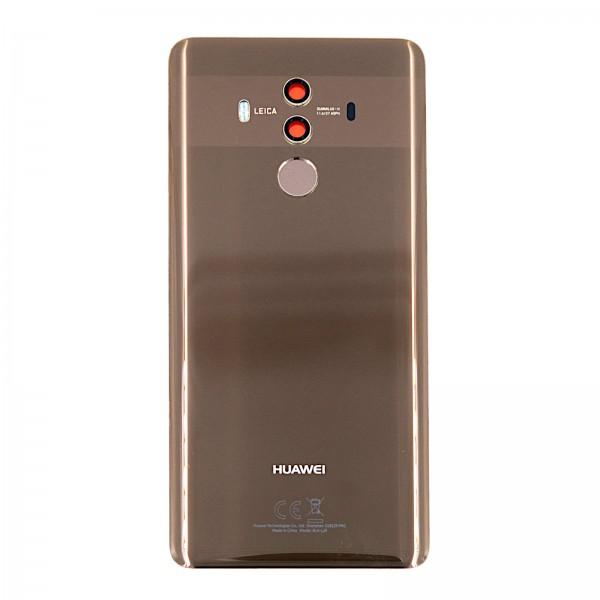 Huawei Mate 10 Pro Original Akkudeckel Serviceware Mocha Brown 02351RVW