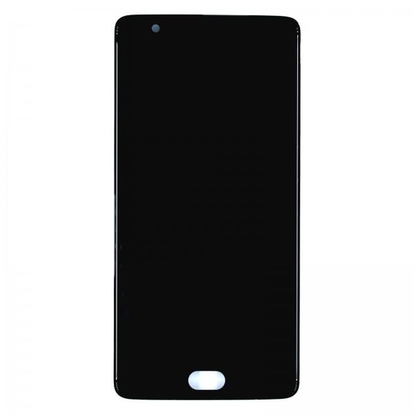 Oneplus 3T A3010 ori refurbished Displayeinheit mit Rahmen schwarz