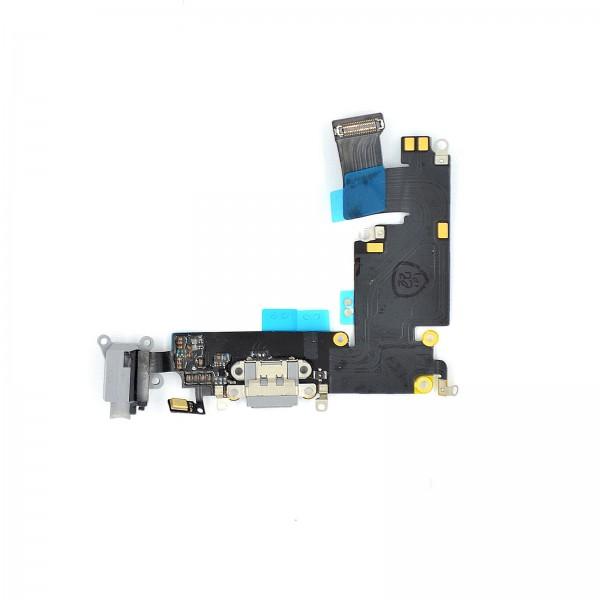 iPhone 6 PLUS Lightning Ladebuchse Chargeflex Dockconnector schwarz ori neu