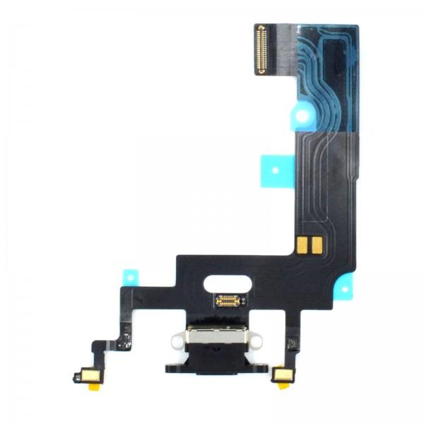 iPhone XR Lightning Ladebuchse Chargeflex Dockconnector schwarz ori neu