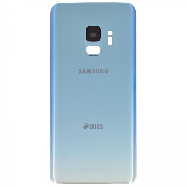 Samsung Galaxy S9 Dual (G960F) Original Akkudeckel Serviceware Coral Blue GH82-15875D GH82-15875G