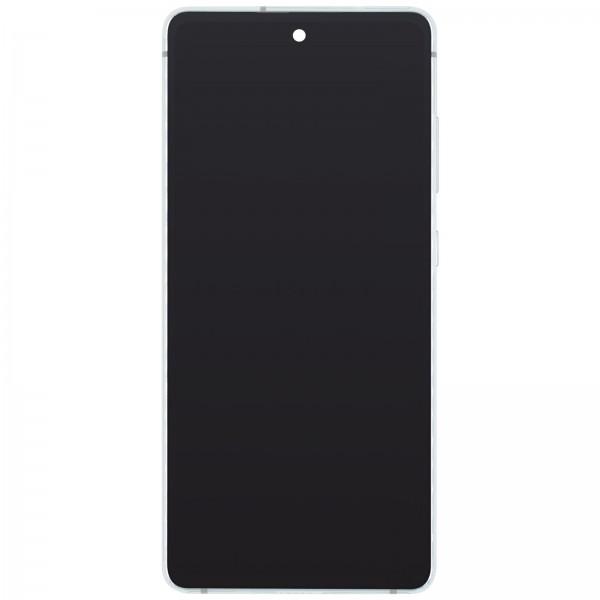 Samsung Galaxy S20 FE 4G (G780) Display + Frame White GH82-24219B