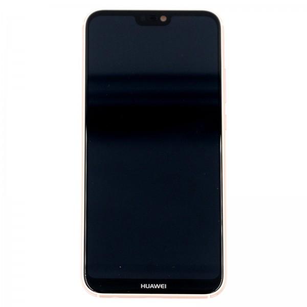 Huawei P20 Lite Original Displayeinheit Serviceware Sakura Pink 02351XUB 02351VUW
