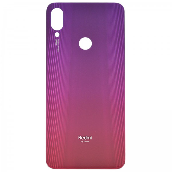 Redmi Note 7 Backcover rot