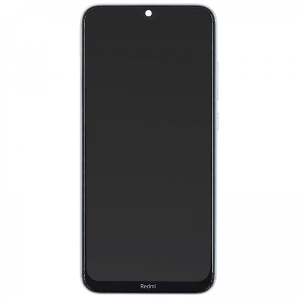 Redmi Note 8 ori Display mit Rahmen weiß