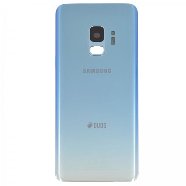 Samsung Galaxy S9 (G960F) Original Akkudeckel Serviceware Polaris Blue
