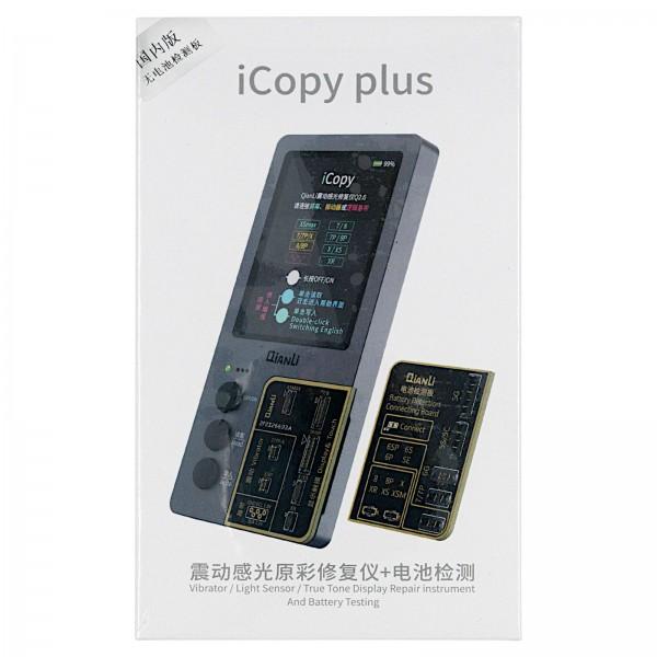 QIANLI iCopy PLUS Display Programmer Battery Testing