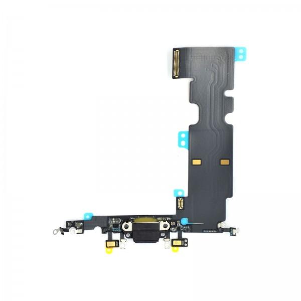 iPhone 8 Lightning Ladebuchse Chargeflex Dockconnector schwarz ori neu