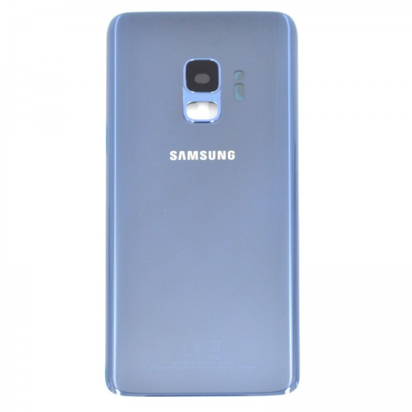 Samsung Galaxy S9 (G960F) Original Akkudeckel Serviceware Coral Blue GH82-15865D