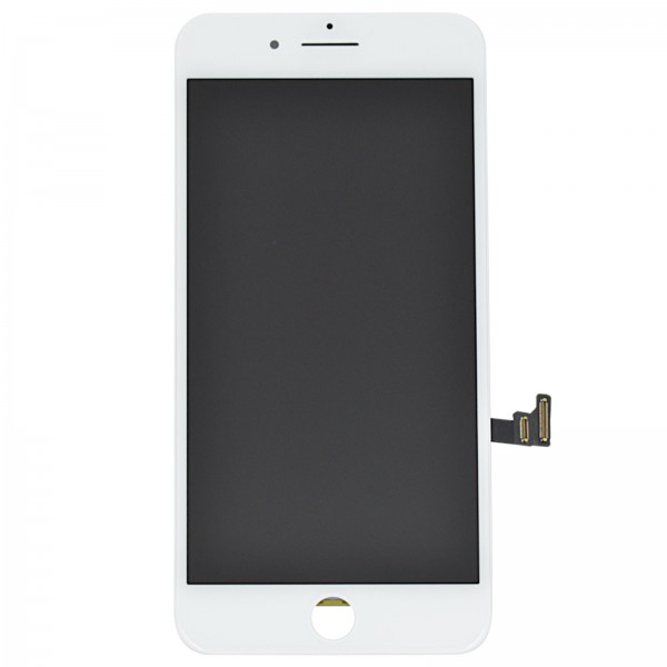 iPhone 7 PLUS original refurbished LCD Displayeinheit weiß (DTP/C3F)