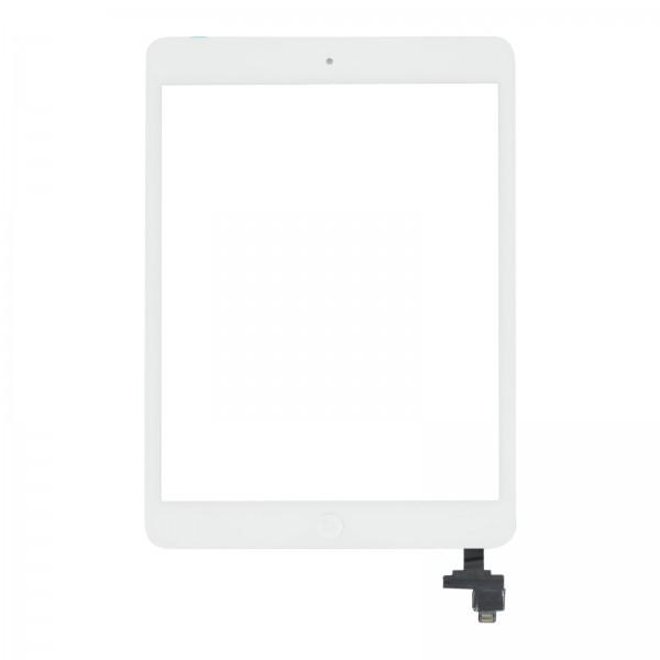 iPad mini 1/2 Touchscreen Digitizer weiß with IC A1432 A1454 A1455 A1489 A1490 A1491