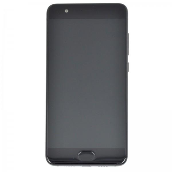 Xiaomi Mi Note 3 ori Display mit Rahmen schwarz